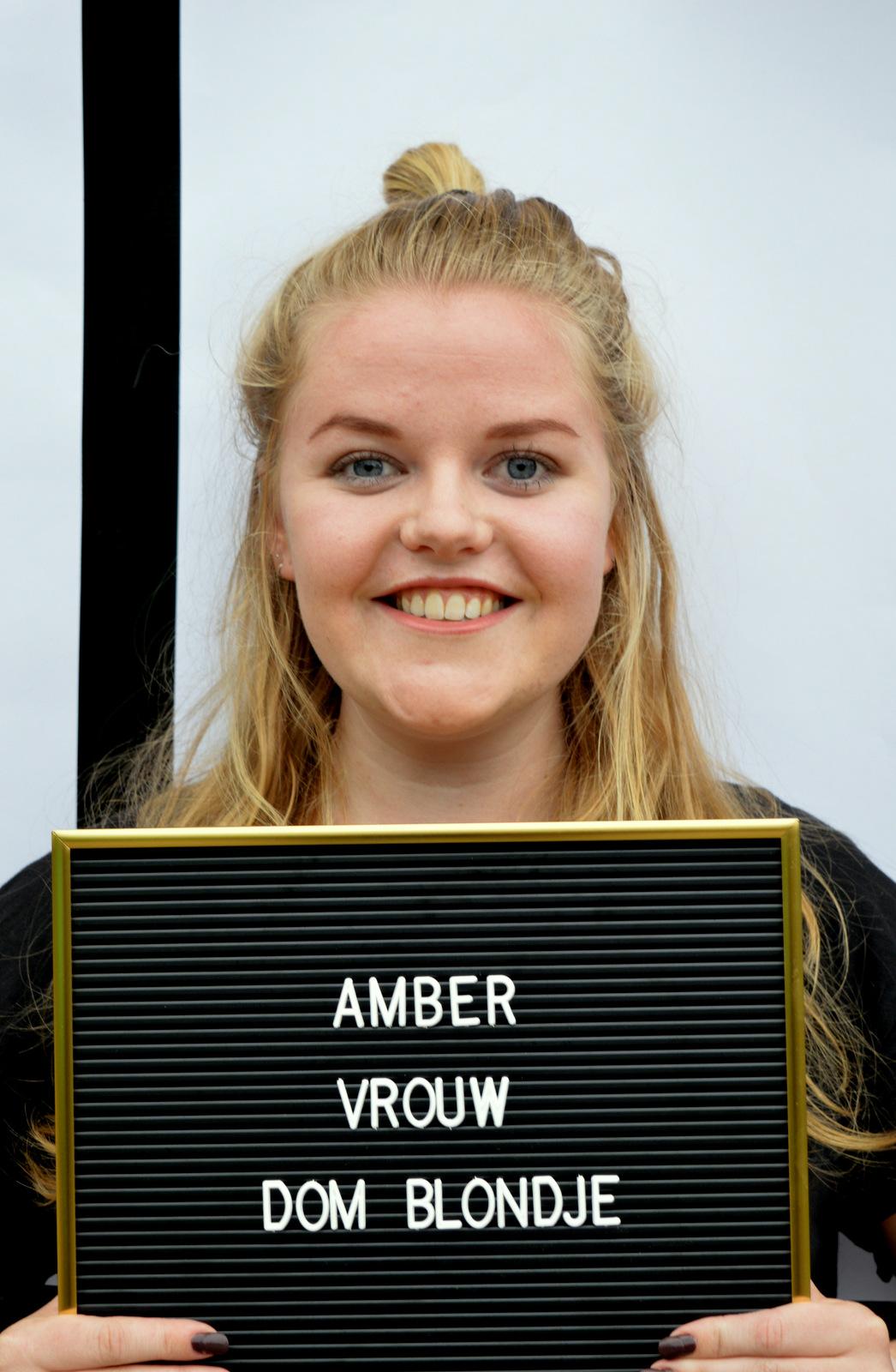 Amber - Buiten de grenzen