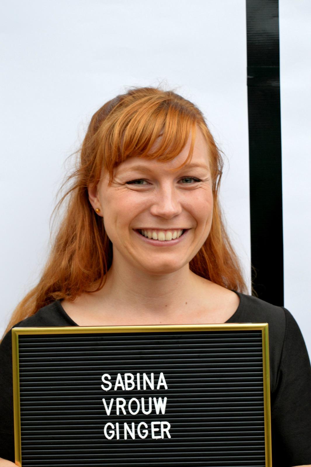 Sabina  - Buiten de grenzen