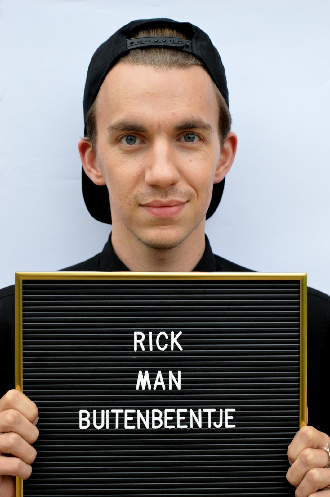 Rick  - Buiten de grenzen