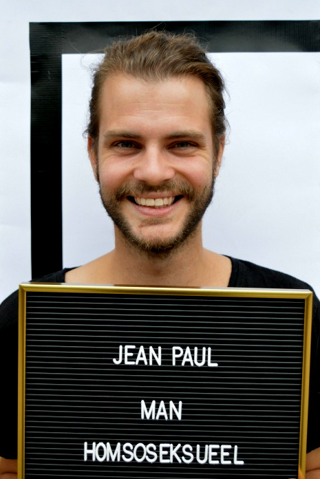 Jean-Paul  - Buiten de grenzen