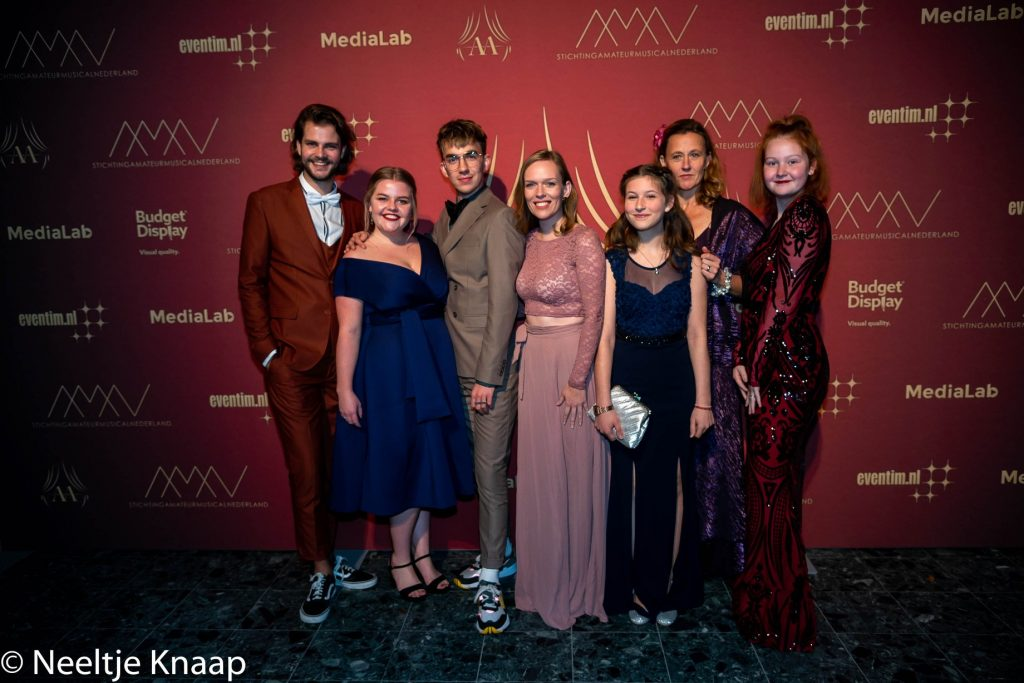 Amateur Musical Awards 2019